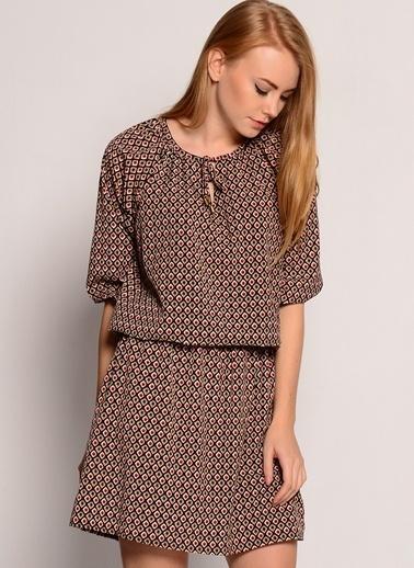 Fresh Company Elbise Renkli